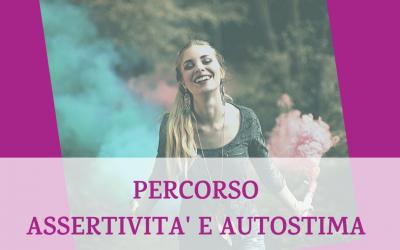 PERCORSO ON LINE ASSERTIVITA' E AUTOSTIMA